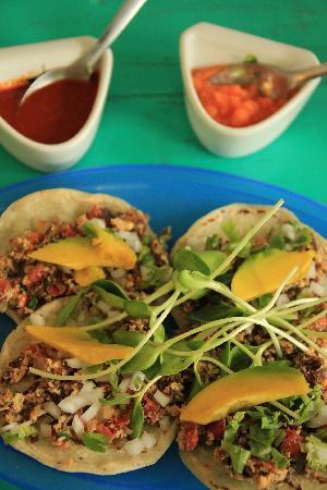 El Jardin de Frida: Breakfast Tacos!