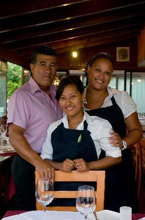 Casa do Pescador: Warm friendly staff