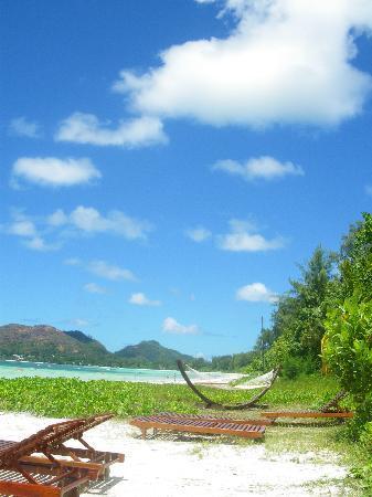 Le Domaine de La Reserve: plage cote d'or