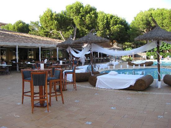 Prinsotel La Pineda: Relax theme night