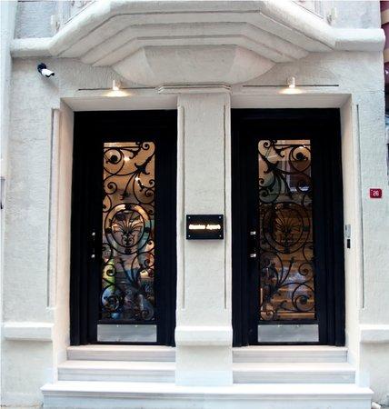 Stories Hotel Karakol: Entrance