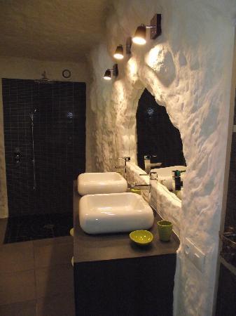TrogloDelice : La salle de bains