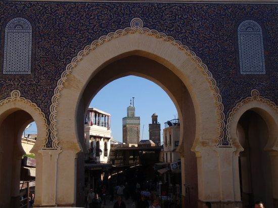 Small-Group Half-Day Walking Tour: The Treasures of Fes