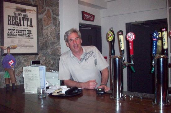 Pine Lodge Inn: Decsions, descisions...