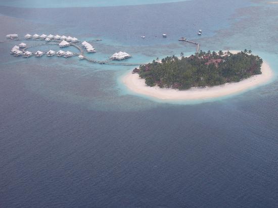 Thudufushi Island: serata