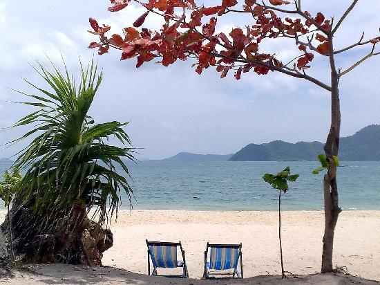 Bon Island Restaurant : Table for two?