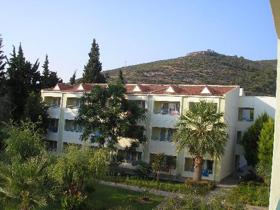 Luana Hotels Santa Maria: Hotel
