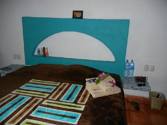 Nacional Beach Club & Bungalows: Our room