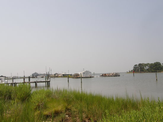 Crisfield, MD: Ewell harbor