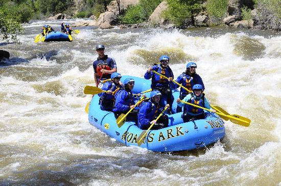 Noah's Ark Colorado Rafting & Aerial Adventure Park (Buena