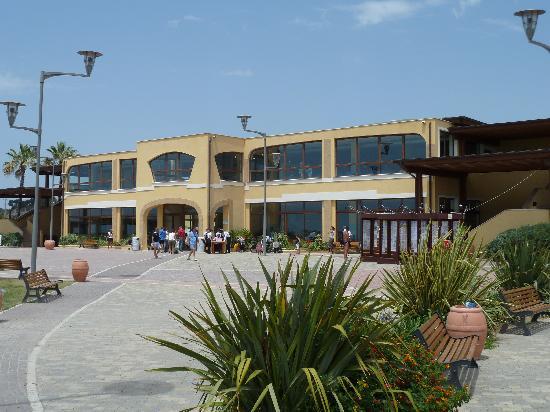 Serenusa Village : restaurant principal