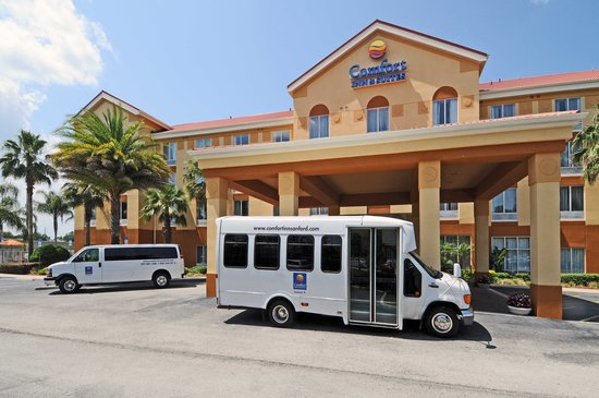 Comfort Inn & Suites North Orlando / Sanford
