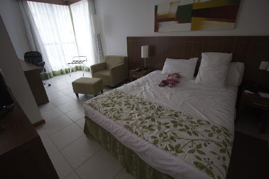 Nobile Suite Monumental: Habitacion nueva, limpia y bonita