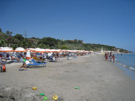 Club Marmara Cala Regina : la plage