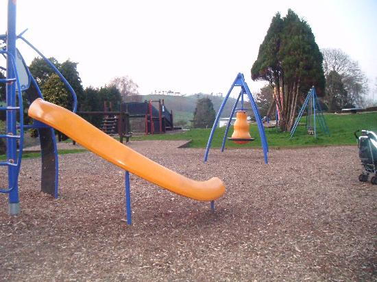 Newlands Holidays: play area