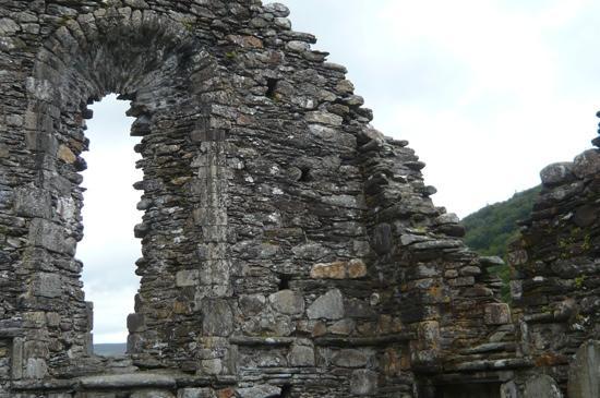 Wild Wicklow Tours: The monastic ruins