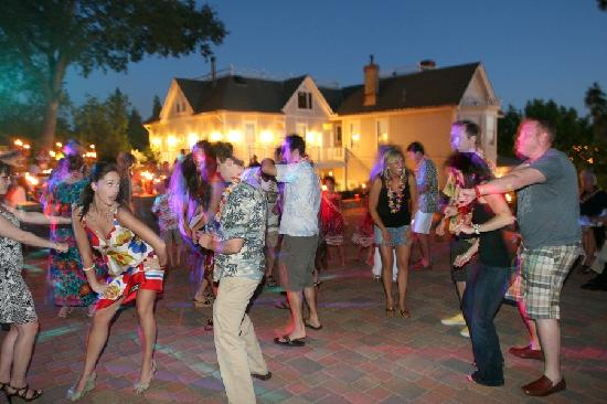 Power's Mansion Inn: Book your party here!!