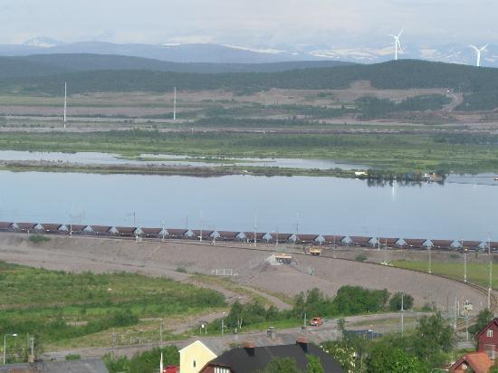 Scandic Ferrum: Hunderte Erzwaggons rollen Richtung Narvik
