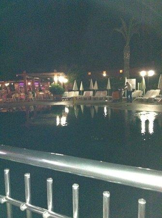 Hotel Monachus & spa: Calimera gece
