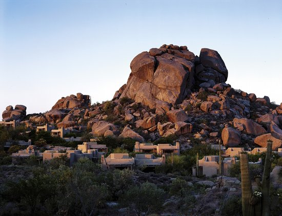 Boulders Resort & Spa, Curio Collection by Hilton: The Boulders