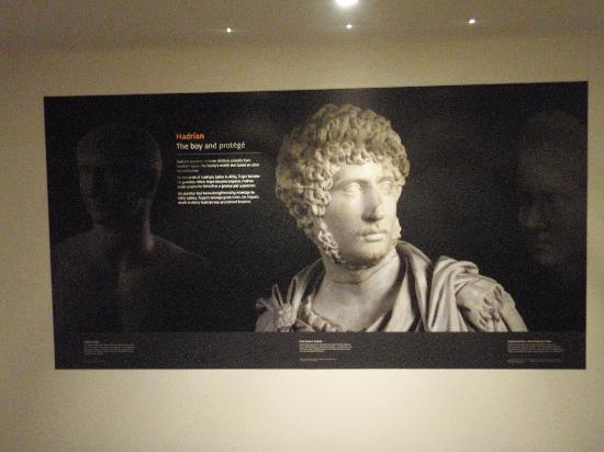Roman Army Museum: Hadrian