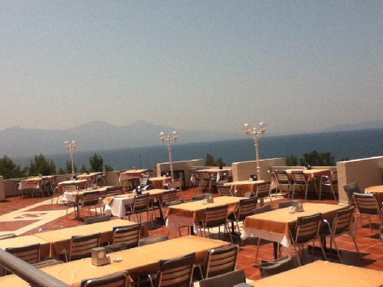 Cande Onura Hotel: Restaurant