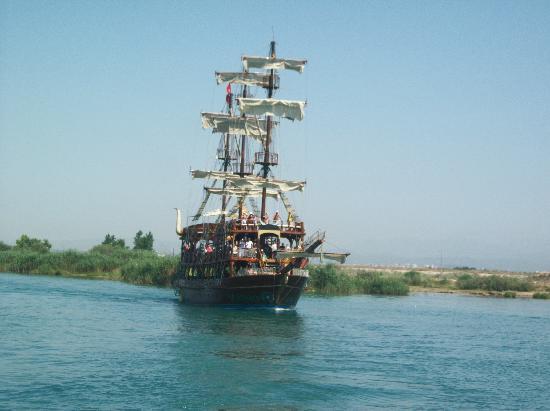 Park Side Hotel: boat trip