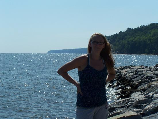 Colonial Beach, VA: Shoreline