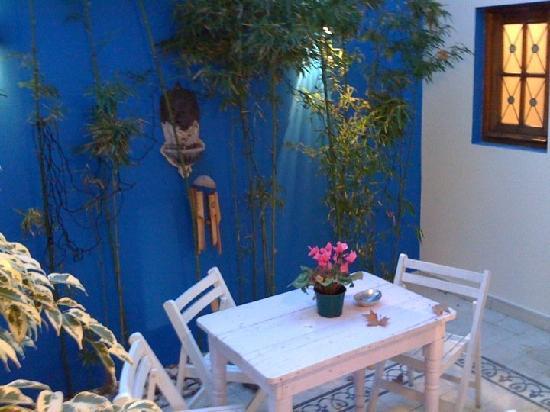 Che Lulu Guesthouse : Villa Lulu´s patio