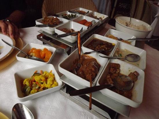 Amsterdam Best Restaurants Rice Table