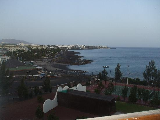 H10 Rubicon Palace: view from my room