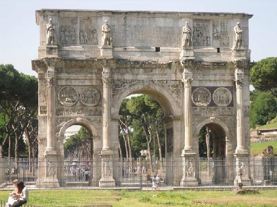 Rome Downtown Accomodation: honeymoon 2