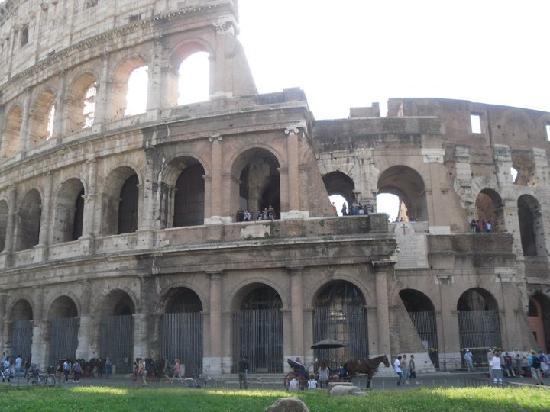 Rome Downtown Accomodation: honeymoon 3