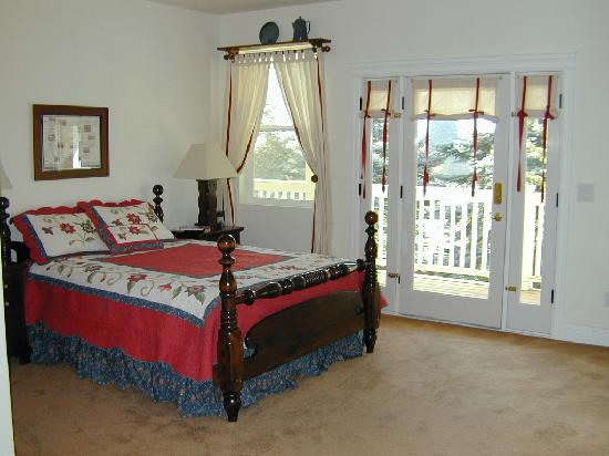 Cornerstone Bed & Breakfast: Oregon Trail Room