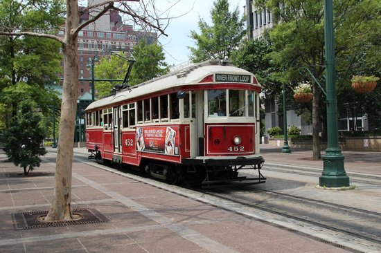 Main Street Trolley Memphis Tn Address Phone Number