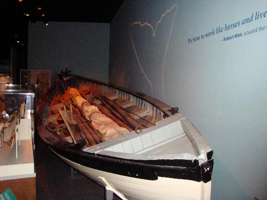 National Museum of American History: Nantucket Whale Boat