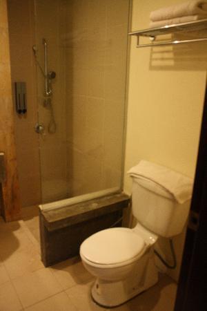 Hotel Havanita: Bathroom