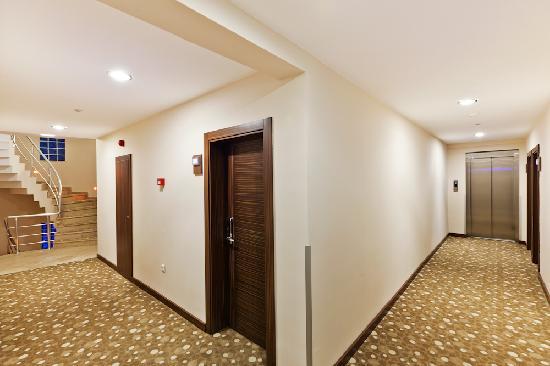 Seven Stars Exclusive Hotel : Floor