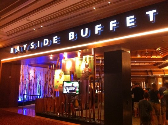 Breakfast Buffet At Mandalay Bay Casino Las Vegas