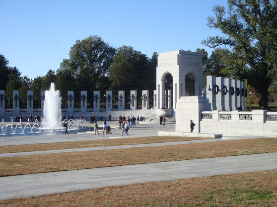 National World War II Memorial: WWII Memorial
