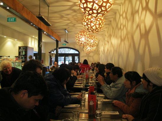 Cascade Hotel Restaurant Hobart