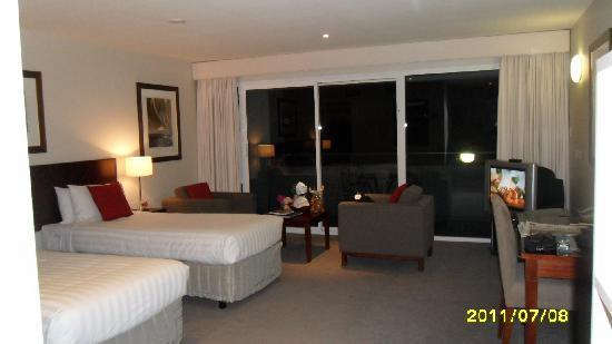 Somerset on Salamanca, Hobart: Twin room