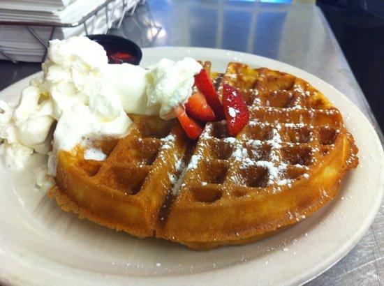Love Lane Kitchen: delicious wafles!!!