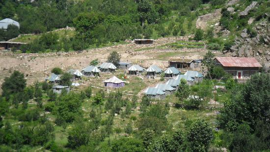 Igloo Nature Camp : Camp Site