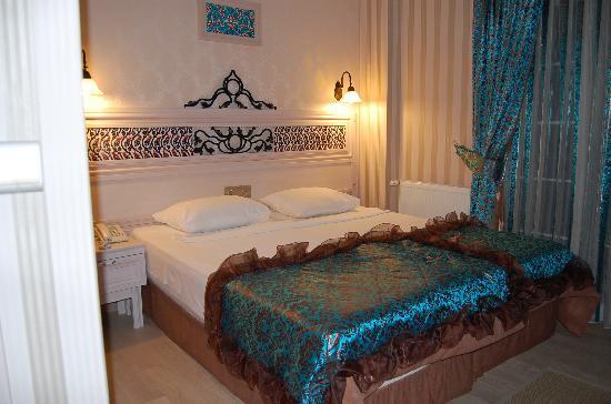 Hotel Novano: camera al pianterreno