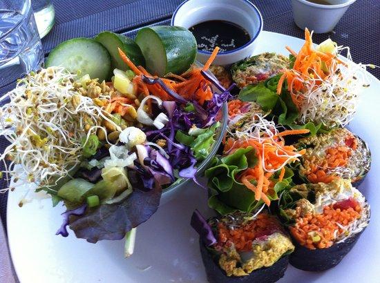 Kirlian Cafe : Sushi