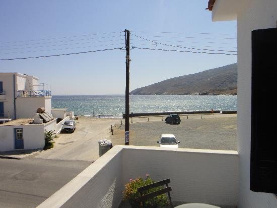 Villa Korthi : View from the balcony 1