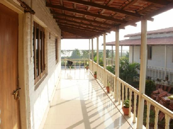 Rambha, India: AC cottage verandah