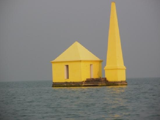 Rambha, Indien: Breakfast Island