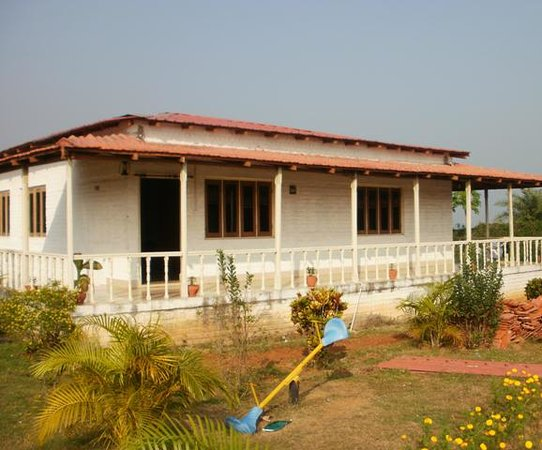 Rambha, Индия: AC cottage exterior